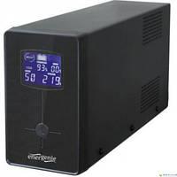 ИБП EnerGenie EG-UPS-0341500VA, Line Int., AVR ,3xIEC+2xSchuko, USB, LCD, RJ11