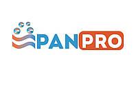 Мытьё посуды, стеклянных, алюминиевых, медных, резиновых, пластиковых поверхностей PANPRO 242.