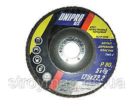 "Круг лепестковый тарельчатый ""Dnipro"" Р60 т29 тип2"
