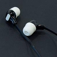 Наушики вакуумные вставные AIYALE A25 для телефона планшета Самсунг (Черный)