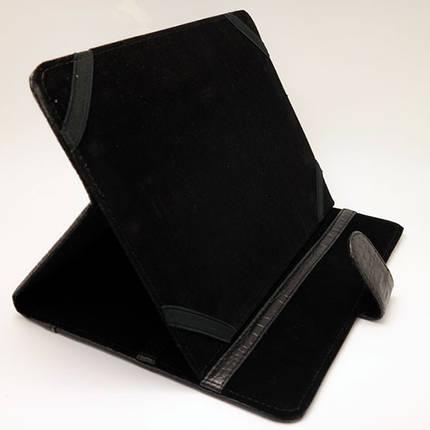 Чехол 8 '' Crocodile (Черный) чехол унивесальный 8 дюймов планшет lenovo samsung xiaomi, фото 2