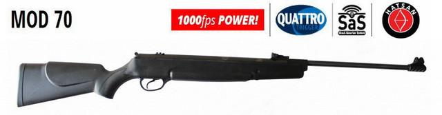 пневматическая винтовка hatsan mod 70