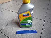 Масло для цепей бензопил Yukoil PILAN ISO 100 (Канистра 1л)