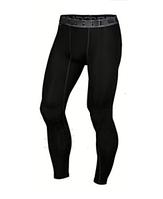 Спортивные термо штаны dmSport (XL) с элементами компрессии