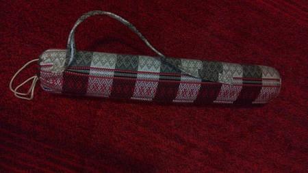 Чехол -сумка для йоговского коврика