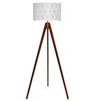 """Підлоговий світильник """"Омега-3"""" коричневий"""