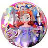 Шар фольгированный Принцесса София (44 см)