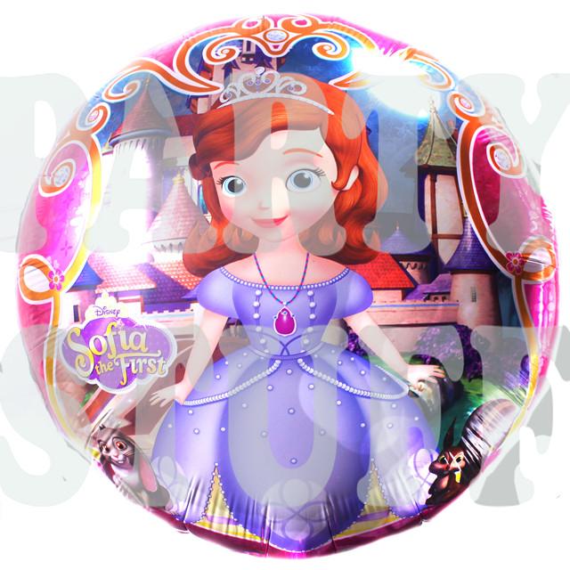 фольгированный шарик София