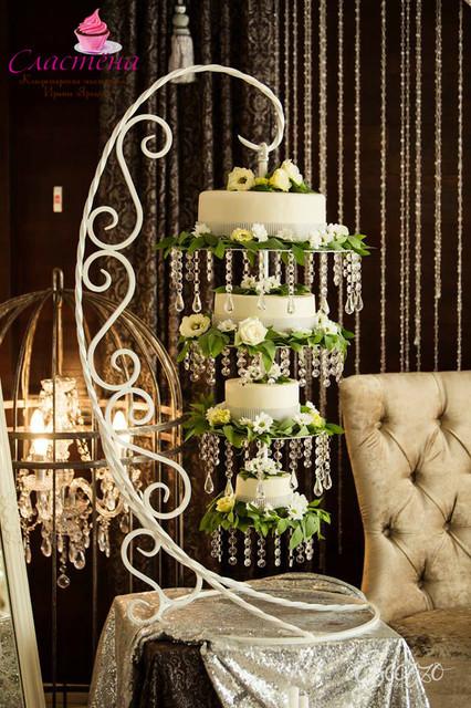 Свадебные торты Киев
