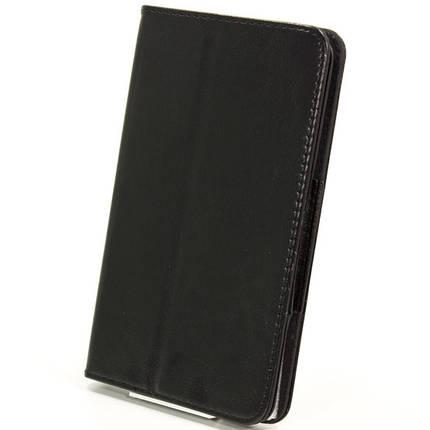 Чехол книжка 7 дюймов Samsung универсальный для планшета (Черный), фото 2