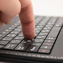"""Чехол подставка с клавиатурой 9 """" (Черный) русский язык micro usb для планшета Xiaomi Lenovo Samsung, фото 3"""