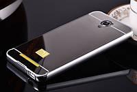 Чехол бампер для Xiaomi Redmi Note 2 зеркальный Брак