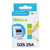 Tessla D25 - реле напряжения 25А 5,5кВт