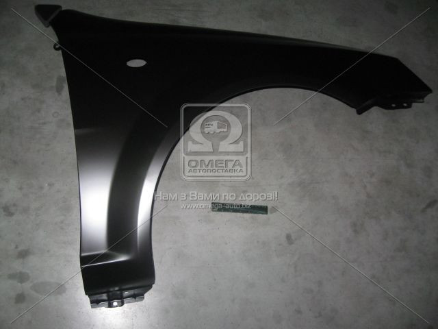 Крыло переднее правое CHEVROLET LACETTI (Шевроле Лачети) SDN 2003- (пр-во TEMPEST)