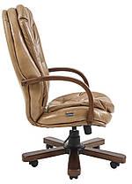 Кресло Венеция Вуд Орех, Титан Крем (Richman ТМ) , фото 2