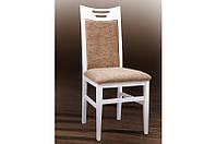 """Деревянный стул """"Юля"""" (Белый) Микс Мебель, фото 1"""