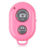 Bluetooth пульт для смартфона: iOS/Android, дальность 10 м, автоматическое сопряжение