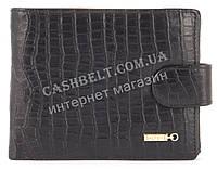 Прочный вместительный кошелек портмоне из натуральной качественной кожи  SALFEITE art. 2233SL-D71 черный, фото 1