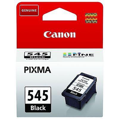 Картридж CANON PG 545 Черный для струйного принтера совместим с MG 2450 MG 2550