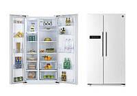 Холодильник DAEWOO FRN-X22B3CW Side by Side полный NOFROST БУ УЦЕНКА