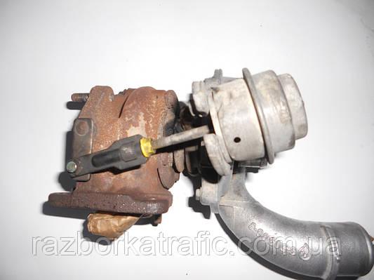 Турбина под реставрацию на Renault Trafic, Opel Vivaro, Nissan Primastar
