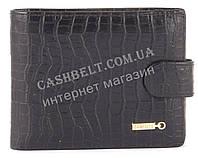 Прочный удобный кошелек с визитницей из натуральной качественной кожи  SALFEITE art. 2257SL-D71 черный