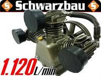 Компрессорная головка 1120 л/мин (3090) Польша S