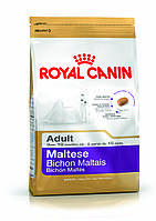 Royal Canin Maltese Adult 0,5кг- корм для собак породы мальтийская болонка