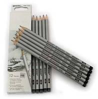 "Набор карандашей простых ""Marco Raffine"" 12 шт."