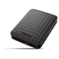 "Накопитель внешний HDD 2.5"" USB 2.0TB Seagate Maxtor M3 Portable Black (STSHX-M201TCBM)"