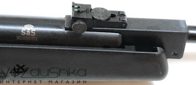 прицельная планка пневматической винтовки hatsan mod 70