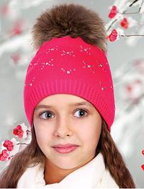Зимние шапки для детей David's Star