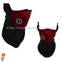 Балаклава маска защитная с системой вентиляции X-PORTS Red, фото 1