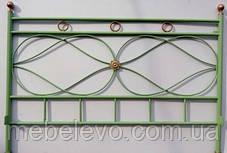 Кровать двуспальная Vicenza / Виценза 180 Металл-дизайн BellaLetto , фото 3