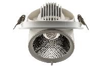 Светильник врезной PIXEL1 GLR155R/35W 15°/24°/40°/, 3000K/4000K/5000K
