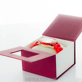 Подарочная коробка для часов 2 (Красный)