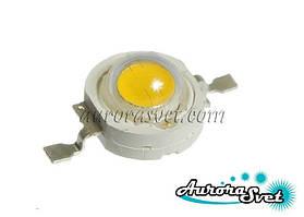 Светодиод 1W Теплый белый. LED диод. Светодиод LED. Диод.