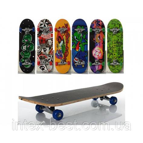 Скейт MS 0354-2, фото 2