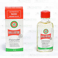 Масло Klever Ballistol 50 ml в стекляной таре