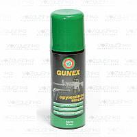 Масло оружейное Gunex 50ml спрей