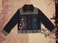 Джинсовый пиджак Childrens Place
