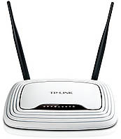 Беспроводной маршрутизатор TP-LINK TL-WR841N (1*Wan, 4*Lan, WiFi 802.11n, 2 антенны)