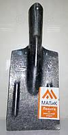 Лопата окорочная (ледоруб) МАТиК из рельсовой стали.
