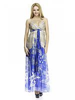 Летнее платье (сарафан) Rica Mare для беременных