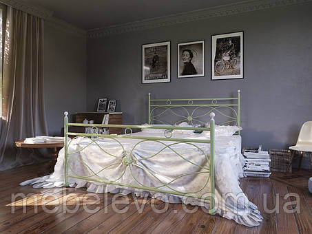 Кровать двуспальная Vicenza / Виценза 180 Металл-дизайн BellaLetto , фото 2