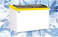 Морозильные лари с гнутым стеклом M400S