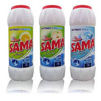 Чистящий порошок САМА лимон 500г