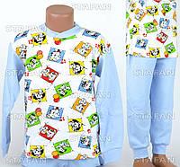 Детская пижама на мальчика интерлок AYL D30 4-R. Размер на 4 года.