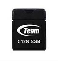 Флеш-накопитель USB 8Gb Team C12G Black (TC12G8GB01)