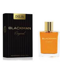 Мужская туалетная вода Dilis Parfum Blackman Original 100 мл